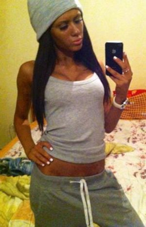 Looking for girls down to fuck? Myesha from Connecticut is your girl